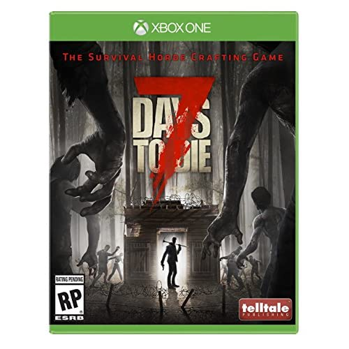 7 Days To Die For Xbox One Fighting