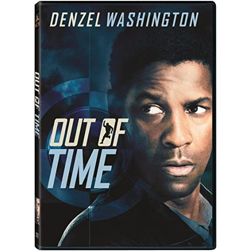 Image 0 of Out Of Time On DVD With Denzel Washington