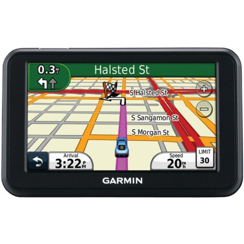 Garmin Nuvi 40LM 4.3-inch Portable GPS Navigator With Lifetime Maps US Automotiv