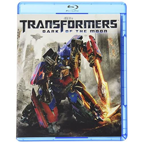 Image 0 of Transformers:dark Of The Moon Blu-Ray Disc Only