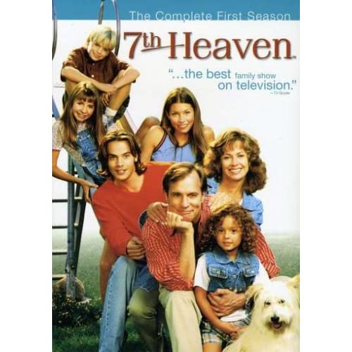 Image 0 of 7th Heaven: Season 1 On DVD With Catherine Hicks Drama
