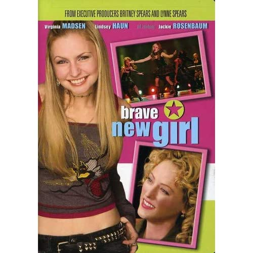 Image 0 of Brave New Girl On DVD With Virginia Madsen Drama
