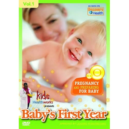 Image 0 of Babys First Year V01-PREGNANCY & Preparation Nla On DVD