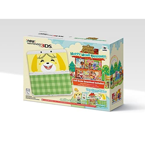 Image 2 of Nintendo Animal Crossing: Happy Home Designer New 3DS Bundle