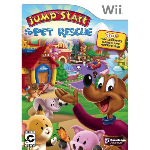 Image 0 of Jumpstart Pet Rescue For Wii
