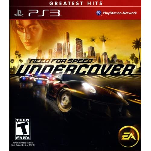 Image 0 of Need For Speed: Undercover For PlayStation 3 PS3 Racing