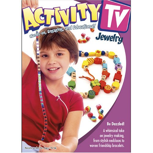 Image 0 of ActivityTV Let's Make Jewelry! V.1 On DVD with Educational Activities