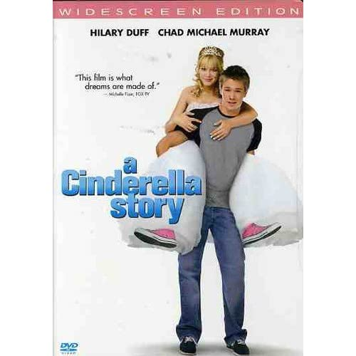A Cinderella Story Widescreen Edition On DVD With Hilary Duff Children
