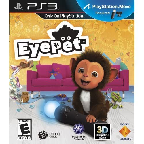 Image 0 of Eyepet Game For PS3 PlayStation 3