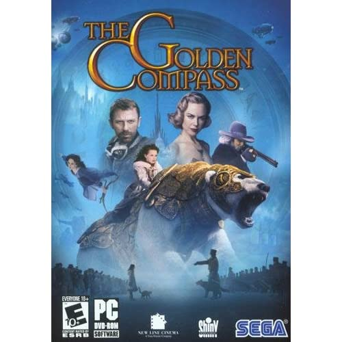 Image 0 of Sega Entertainment 44398 The Golden Compass Software
