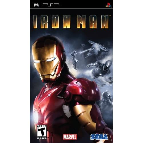 Image 0 of Iron Man Sony For PSP UMD Fighting