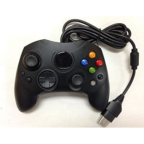 Image 0 of Generic Xbox S-Type Wired Game Pad Controller Black