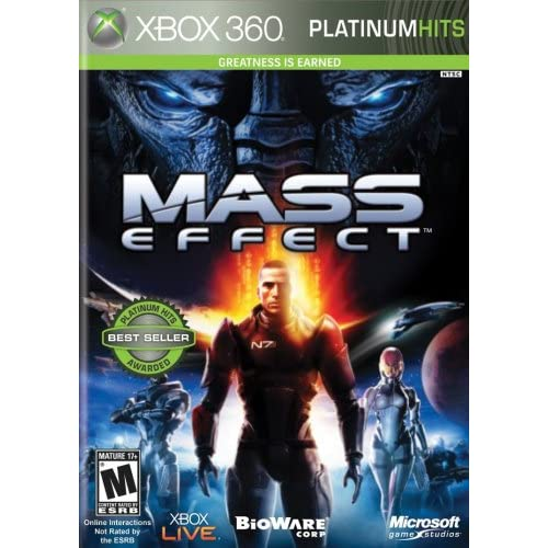 Image 0 of Mass Effect For Xbox 360 Shooter