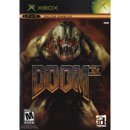 Image 0 of Doom 3 For Xbox Original