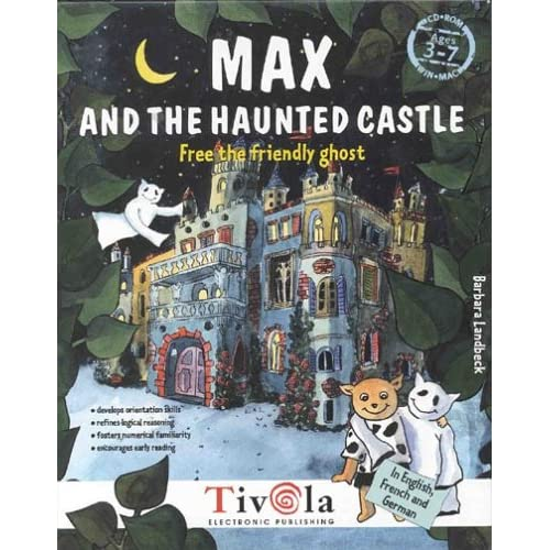 Image 0 of Max And The Haunted Castle PC / MAC Software