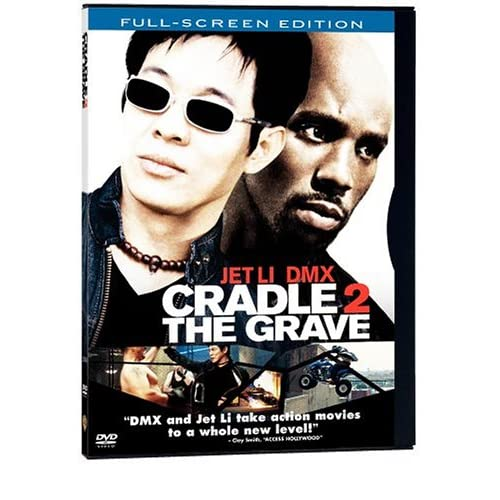 Image 0 of Cradle 2 The Grave Full Screen Edition On DVD With Jet Li
