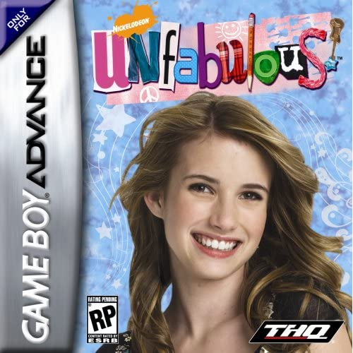 Image 0 of Unfabulous For GBA Gameboy Advance