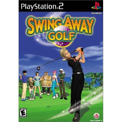 Image 0 of Swing Away Golf For PlayStation 2 PS2