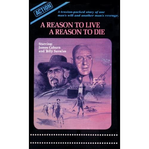 Image 0 of Reason To Live Reason To Die On VHS