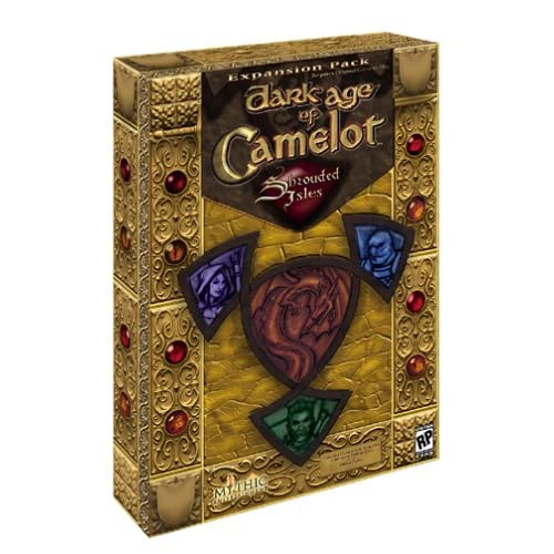 Dark Age Of Camelot Expansion: Shrouded Isles PC Software
