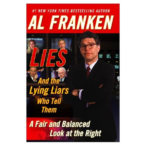 Lies And The Lying Liars Who Tell Them A Fair And