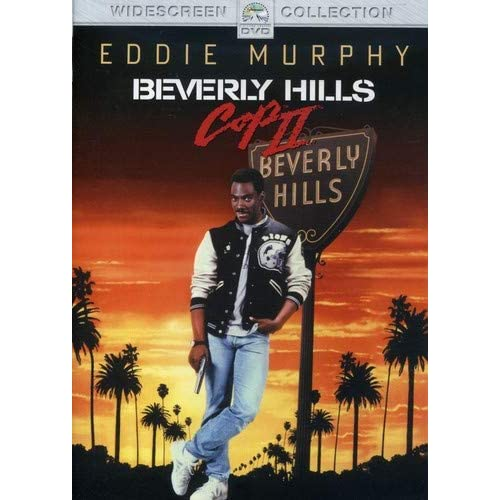 Image 0 of Beverly Hills Cop II On DVD With Eddie Murphy Comedy