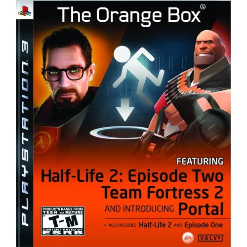Image 0 of The Orange Box For PlayStation 3 PS3 Shooter