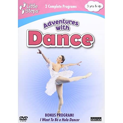 Image 0 of Adventures With Dance On DVD with None