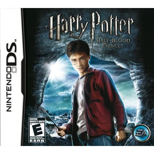 Image 0 of Harry Potter And The Half Blood Prince For Nintendo DS DSi 3DS 2DS