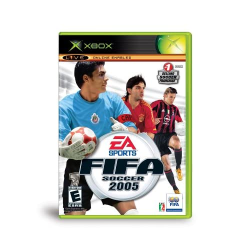 FIFA Soccer 2005 Xbox For Xbox Original