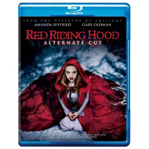 Image 0 of Red Riding Hood Blu-Ray On Blu-Ray With Amanda Seyfried Drama