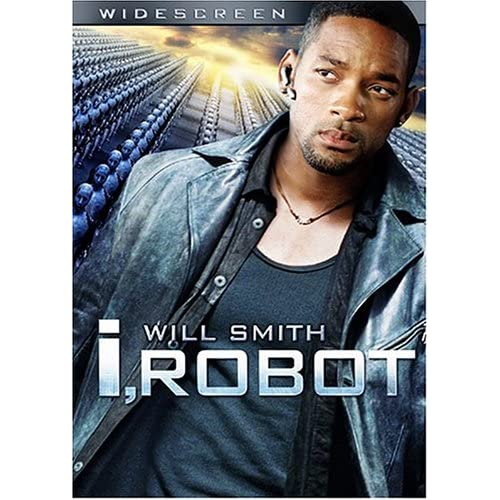 I Robot Widescreen Edition On DVD with Will Smith Mystery
