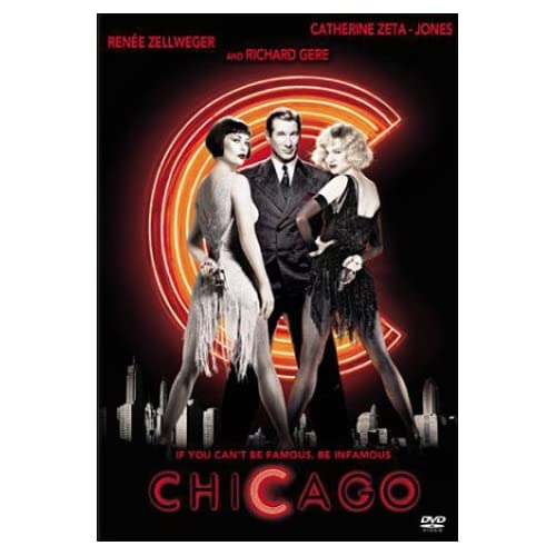 Image 0 of Chicago Full Screen Edition On DVD With Renee Zellweger