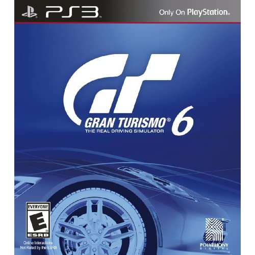 Gran Turismo 6 PS3 For PlayStation 3