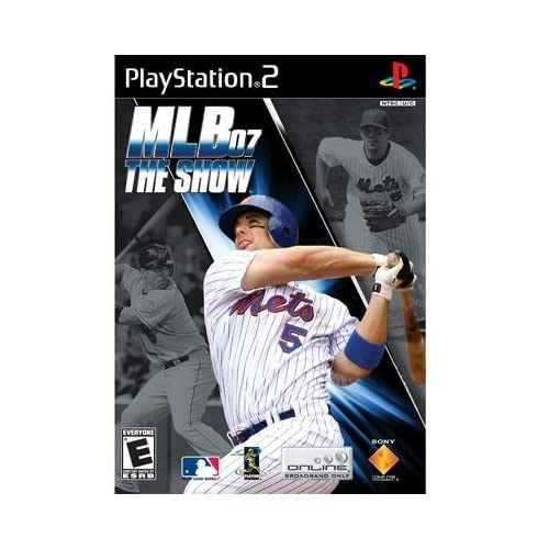 Image 0 of MLB 07 The Show For PlayStation 2 PS2 Baseball