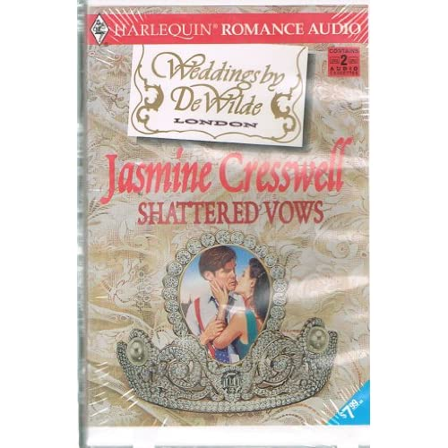 Image 0 of Shattered Vows Weddings By Dewilde Series No 1 On Audio Cassette