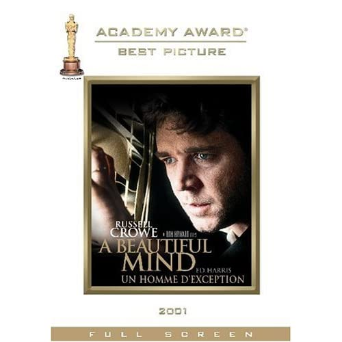 Image 0 of A Beautiful Mind Two-Disc Awards Edition On DVD With Russell Crowe 2