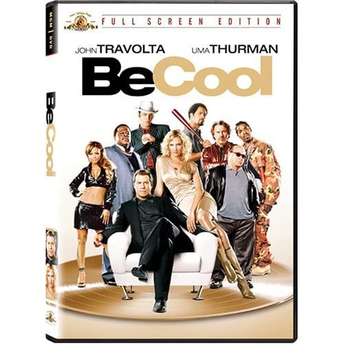 Image 0 of Be Cool Full Screen Edition On DVD With John Travolta Comedy