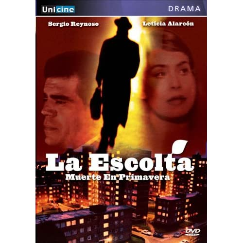 Image 0 of LA Escolta Muerte En Primavera On DVD With Roberto Montiel