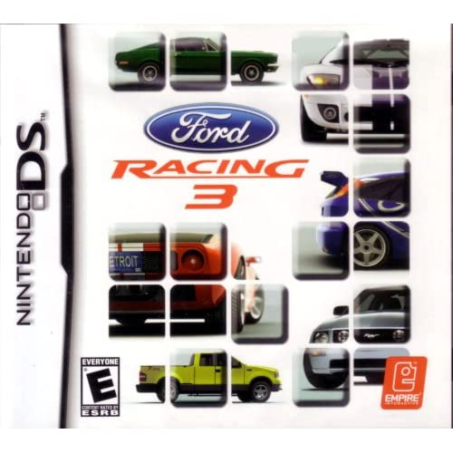 Ford Racing 3 Nintendo For DS 3DS