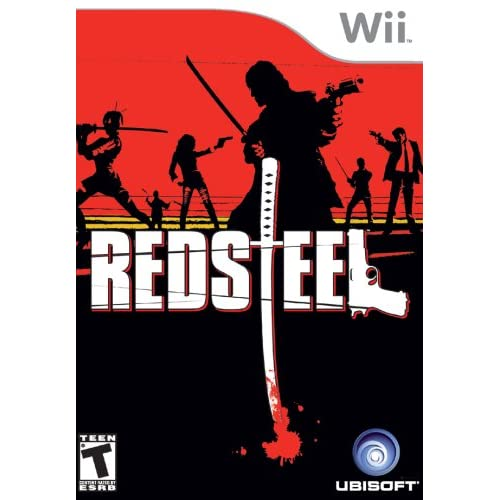 Image 0 of Red Steel For For Wii And Wii U