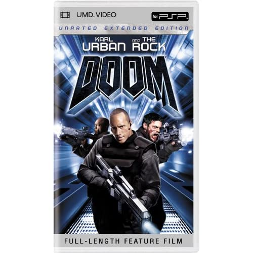 Image 0 of Doom Movie UMD For PSP