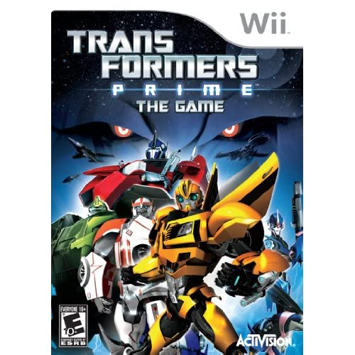 Image 0 of Transformers Prime: The Game For Wii
