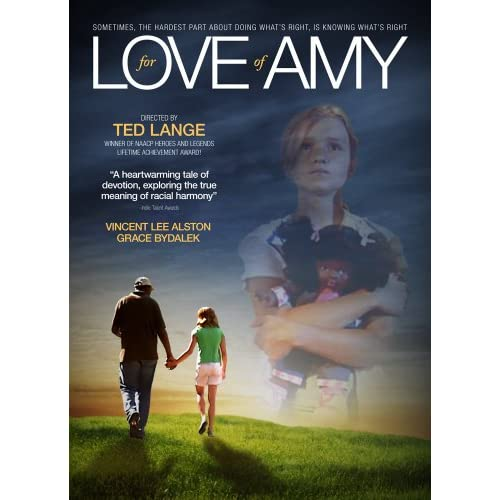 Image 0 of For Love Of Amy With Vincent Lee Alston On DVD Drama