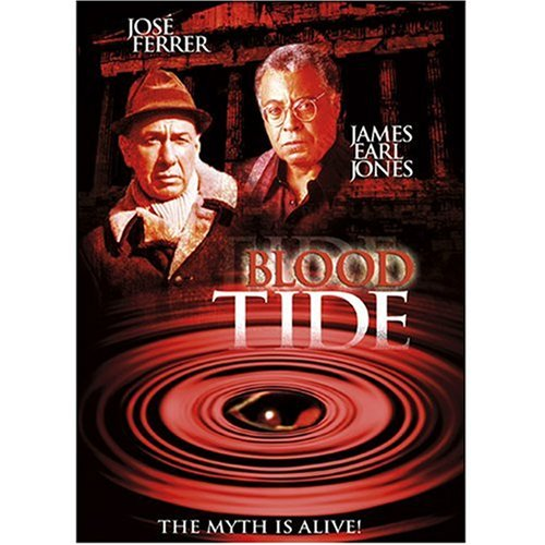 Image 0 of Blood Tide On DVD with James Earl Jones Mystery