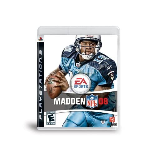 Image 0 of Madden NFL 08 For PlayStation 3 PS3 Football