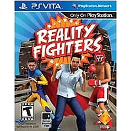 Image 0 of Reality Fighter Vita For Ps Vita