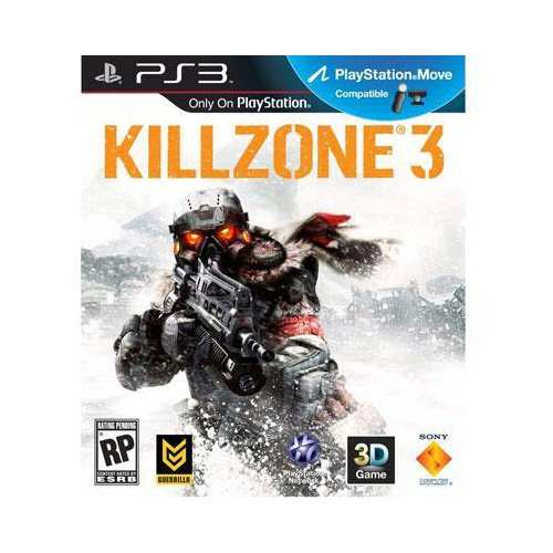 Image 0 of Killzone 3 First Person Shooter PlayStation 3 Excellent Performance