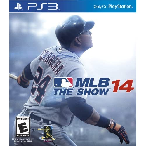 Image 0 of MLB 14: The Show For PlayStation 3 PS3 Baseball
