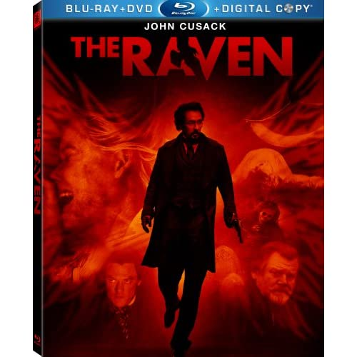 Image 0 of The Raven Blu-Ray On Blu-Ray With John Cusack Mystery